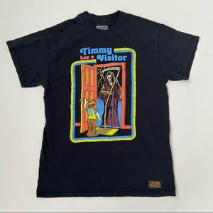 Steven Rhodes Timmy Reaper Graphic Tee